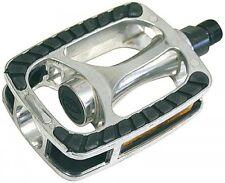 Marwi Fahrrad Pedalen Universal/ antiruscht/ Aluminium Silber/ Schwarz Industrie