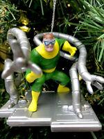 2020 Doctor Octopus Villain Spider-Man Christmas Tree Ornament Spiderman New