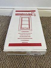 """Endura Flap Pet Door Double Flap Door Mount  - Medium -  8""""x14"""" Bronze #2"""