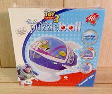 Nuevo Ravensburger Toy Story 3 Buzz Lightyear 3D nave espacial Puzzleball Rompecabezas 40 PC