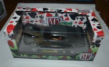 M2 MACHINES WILD CARDS 1970 FORD MUSTANG BOSS 429 R57 1:24 ONLY 5,880 WORLD WIDE