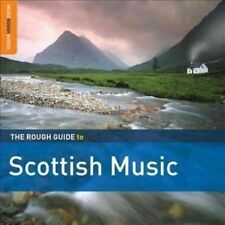 The Rough Guide to Scottish Music 0605633131024 by Various Artists CD