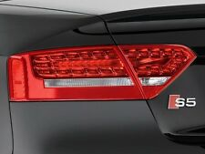 Audi RS5 Coupe LED tail lights ORIGINAL A5 S5 Coupe