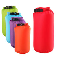 Outdoor Waterproof Canoe Swimming Camping Hiking Backpack Dry Bag Sack Pouch