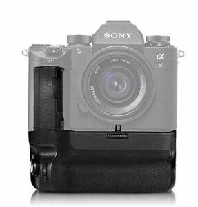 Meike MK-A9 Professional Vertical Battery Grip For Sony A9 A7RIII A7III Camera