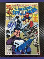 Marvel Amazing Spider-Man #355 Signed by Mark Bagley
