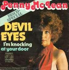 "Penny McLean - Devil Eyes (7"", Single) Vinyl Schallplatte 26617"