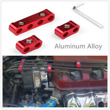 Genuine Durable 3Pcs Divider For Separating Engine Spark Plug Wire & 1* Wrench