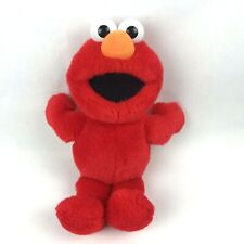 "Boys & Girls Sesame Street Muppet 16"" Tall Tickle Me Elmo Talking Plush 3 Years"