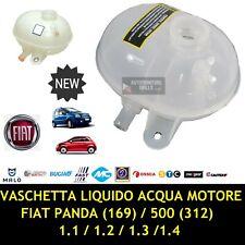 VASCHETTA LIQUIDO COMPENSAZIONE ACQUA RADIATORE FIAT 500 / PANDA 1.1 - 1.2 - 1.3