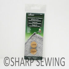 CLOVER INTERCHANGEABLE CORD STOPPERS # 3651