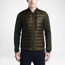 Nike Fleece Zip Hip Length Coats & Jackets for Men