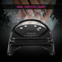 64W LED  Nail Polish Dryer Lamp Gel Acrylic Curing Light Professional Spa Tool