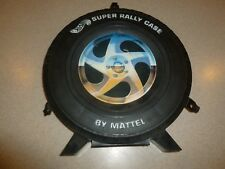 Vintage Mattel Hot Wheels Super Rally Car Case