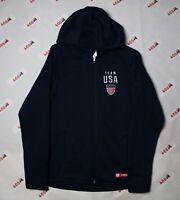 Team USA Jacket Women's Small Navy