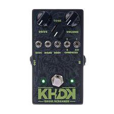 KHDK Ghoul Screamer Kirk Hammett Overdrive Guitar Pedal +Picks