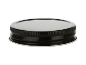 Replacement Mason Jar Lids - Wide, Regular Mouth, Flat, Daisy Cut, Straw Hole