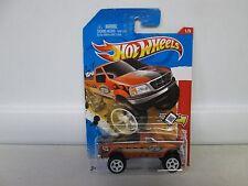 Hot Wheels Thrill Racers - Beach '12 Ford F-150 1/5
