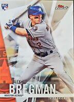 2017 Topps Finest  Alex Bregman Rookie  #89