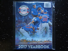 Chicago Cubs 2017 Yearbook