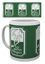 Lord Of The Rings Green Dragon 10oz Drinking Mug Coffee Tea Espresso