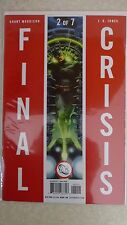 Final Crisis Issue 2 (Of 7) First Print DC - 2008 Morrison