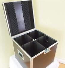 ROADINGER Transport-Flight-Case EP-64 4xPAR-64 Spot lang Scheinwerfer-Koffer