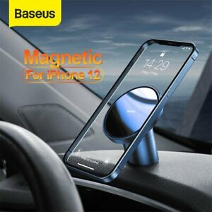 Baseus Car Air Vent Dashboard Magnetic Phone Holder Stand for iPhone 12 Pro Max