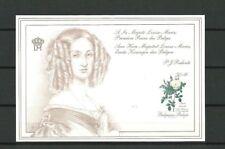 """BL66 Ong/ND """"Fleurs - Roses Redouté - Reine Louise-Marie"""" - COB 55 € !"""