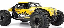 Pro-Line 3452-00 JEEP RUBICON ROCK RACER Clear Body w/Decals for Axial Yeti 1/10