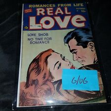 Real Love #28 (Romance) - Original Golden Age, G/VG Condition, Clean