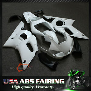 Fairing Unpainted Injection Plastic For Yamaha YZF R6 1998 1999 2000 2001 2002
