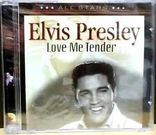 ELVIS PRESLEY IN CONCERT LOVE ME TENDER CD BRAZIL COLLECTORS ITEM P/S SEALED