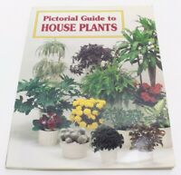 Pictorial Guide to House Plants by Jane Coleman Helmer - first edition