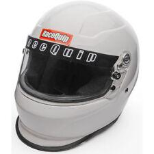 Racequip 273115 Large Gloss White SA2015 Full Face Racing Helmet Pro 15 Model