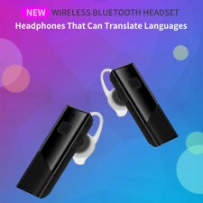 Wireless Bluetooth 2 Mode Translate Earbuds 33 Languages Translater for Travel