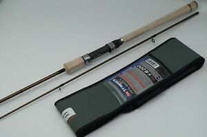 Major Craft Trapara Stream Trout Stream TPS-802LX 2pcs Spinning Rod Never Used
