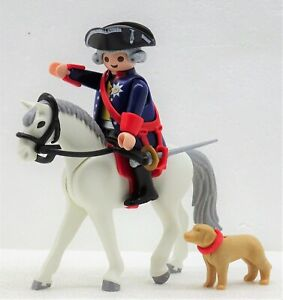 Friedrich the Great Prussia King Playmobil Exclusive Edition 6799 New IN Foil