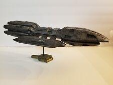 Pro built Moebius Battlestar Galactica Pegasus & Paragrafix photo etch pre order