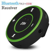 Wireless Bluetooth Stereo 3.5mm Audio Adapter Car Aux Home Music Receiver Dongle