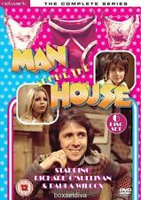 MAN ABOUT THE HOUSE - COMPLETE SERIES BOX SET - 6 DVDS **BRAND NEW**