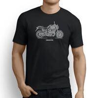 Yamaha MT-01 2008 Inspired Motorcycle Art Men's T-Shirt