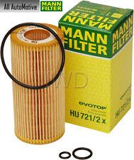 Oil Filter fits Mercedes E320 2005-2006 see details MANN HU721/2X 6131800009