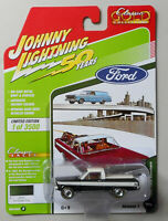 1965 Ford Ranchero Ivy Green Poly JOHNNY LIGHTNING DIE-CAST 1:64