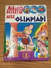 ASTERIX - N.16 - ASTERIX ALLE OLIMPIADI -PRIMA EDIZIONE MONDADORI 1972 -