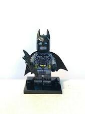 Minifigure BATMAN compatibile LEGO custom MOC - Justice League DC Comics