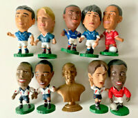 Collection of 10 different Corinthian Prostars Footballers - Various clubs (C)
