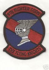 9th FIGHTER SQUADRON #2 patch