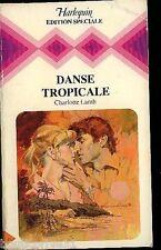 Livre de poche - Danse Tropicale -  Charlotte Lamb