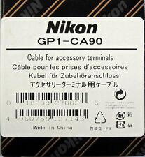 Nikon GP1-CA90 Cable for D90,D7200,D7500,Df,D5600,D5300,D3200,D5200,D600,D700...